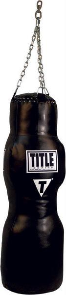 Title Grappling Dummy Heavy Bag 140 Lbs